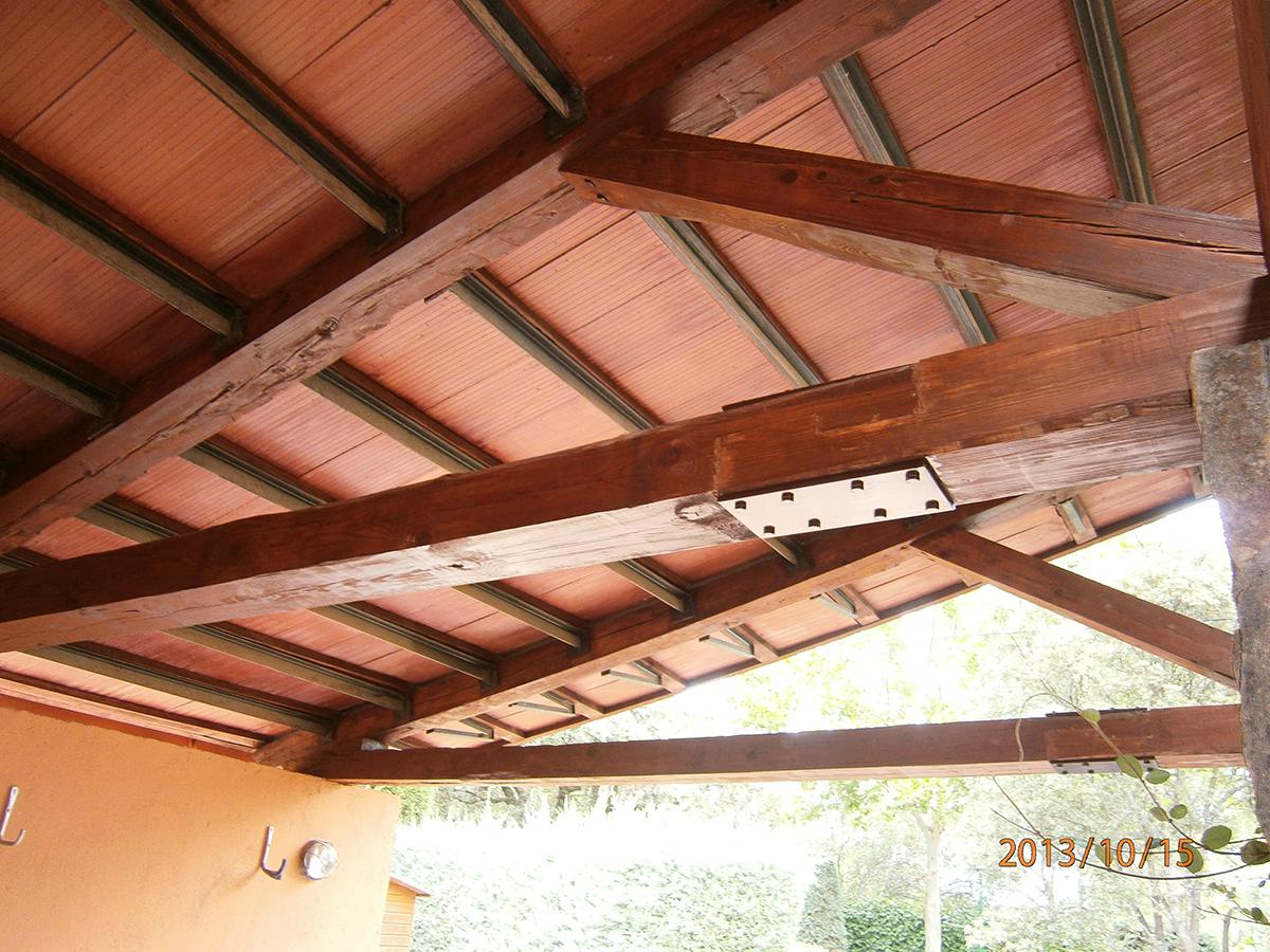 porche - CCH Construcciones