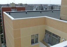 cubierta plana - CCH Construcciones