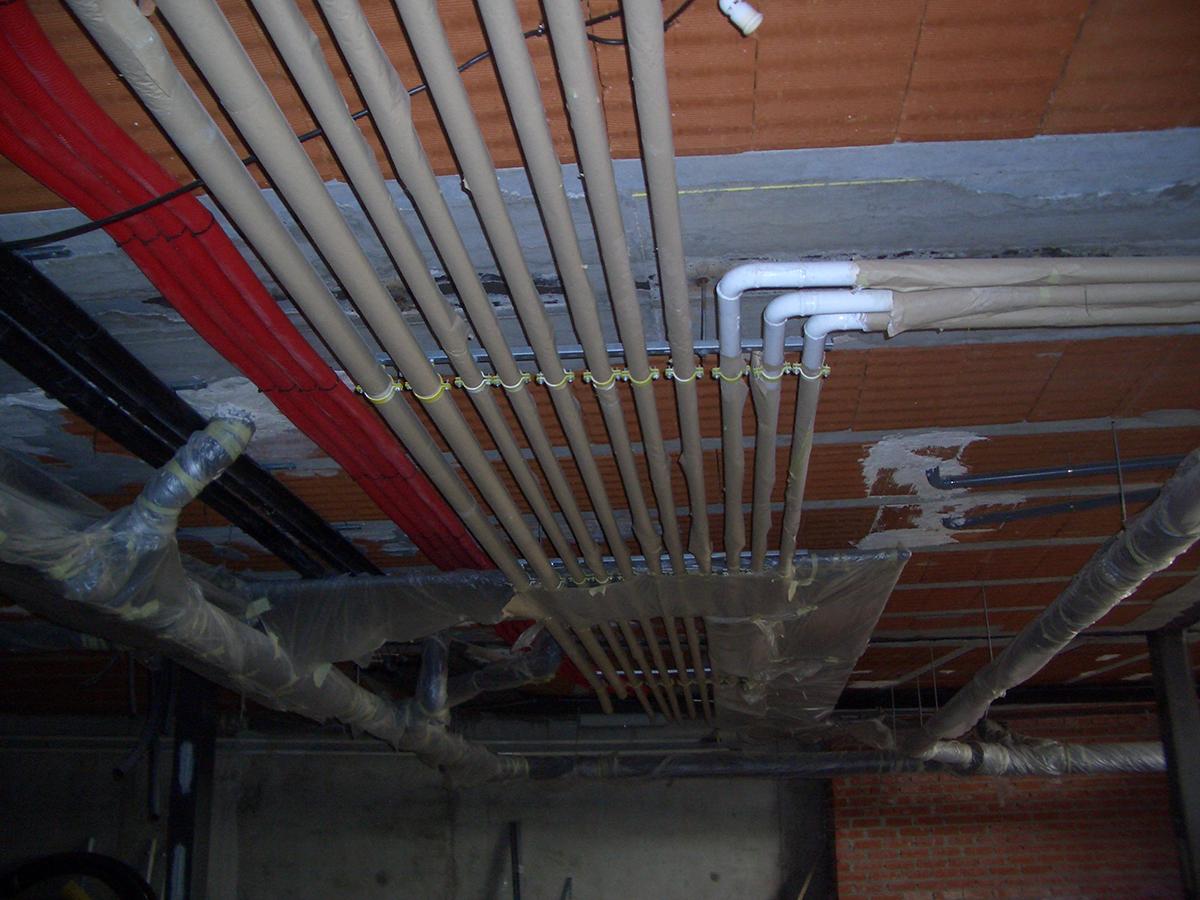 instalaciones - CCH Construcciones